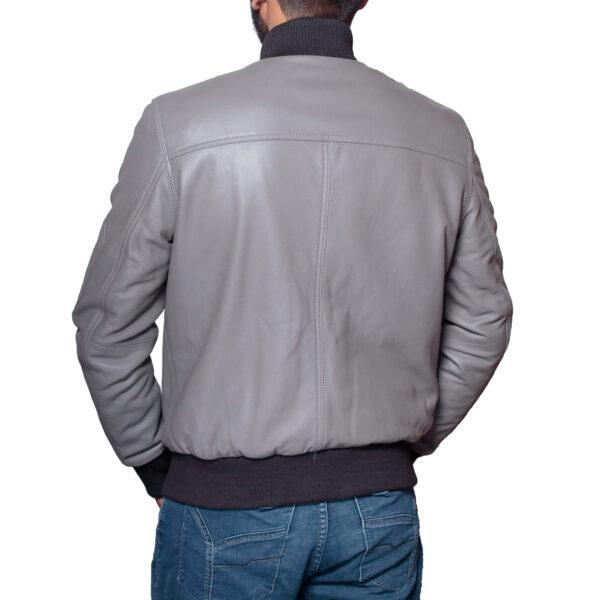 german luftwaffe flight bomber leather jacket