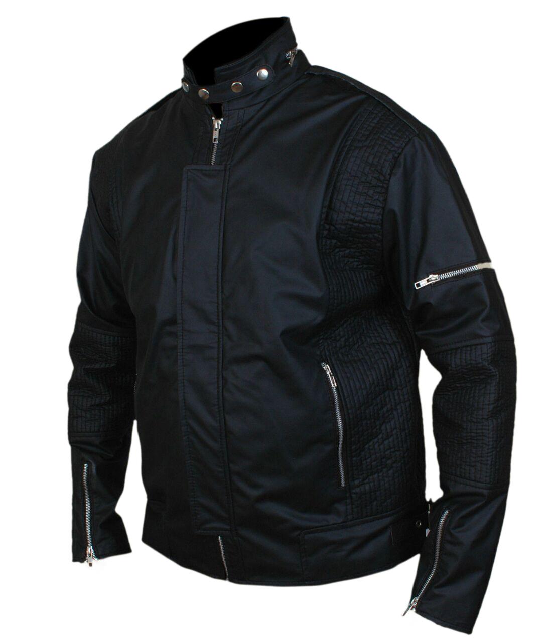 Daft Punk Eloctroma Get Lucky Leather Jacket