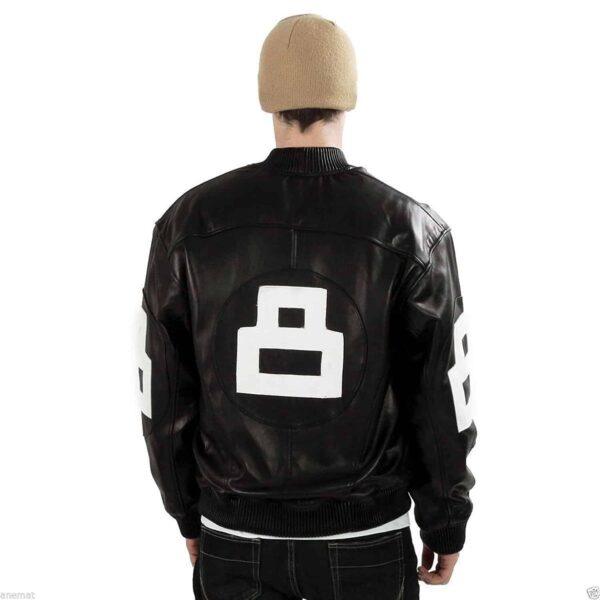 8-Ball-Michael-Hoban-Black-Leather-Jacket