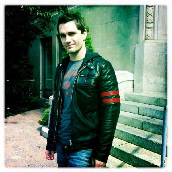Being-Human-Samuel-Witwer-Red-Stripes-Jacket