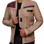 Star Wars – Finn Poe Dameron Leather Jacket