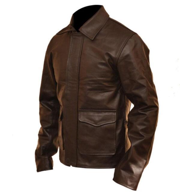 The Indiana Jones Leather Jacket