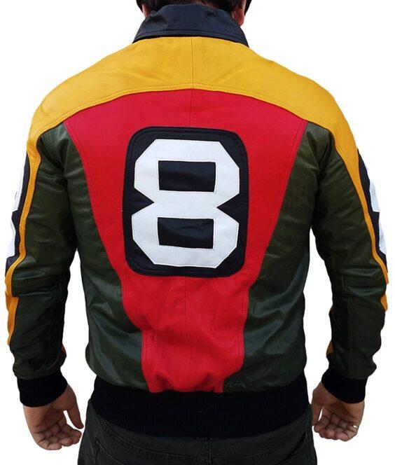 Michael Hoban 8 Ball Jacket b
