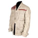 Finn Star Wars Poe Dameron Leather Jacket