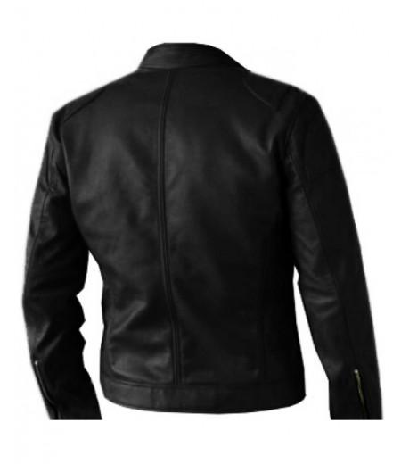 Terminator Genisys Jason Clarke Leather Jacket