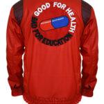 Red Anime Kaneda Akira Jacket