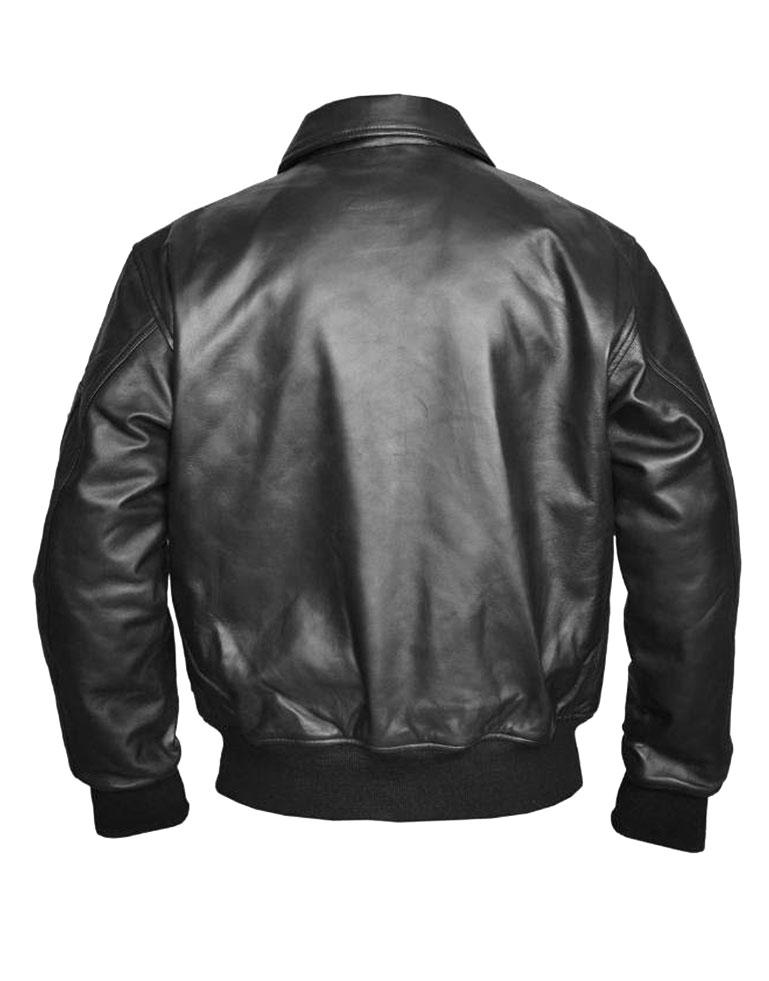 USAF CWU 45P Flight Bomber Leather Jacket