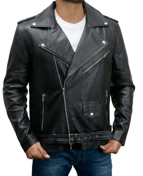 Brando-Motorcycle-Biker-Leather-Jacket