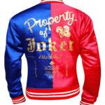 Property of Joker Harley Quinn Suicide Squad Jacket