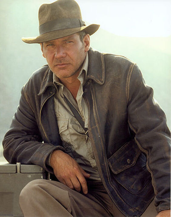 The Indiana Jones Leather Jacket