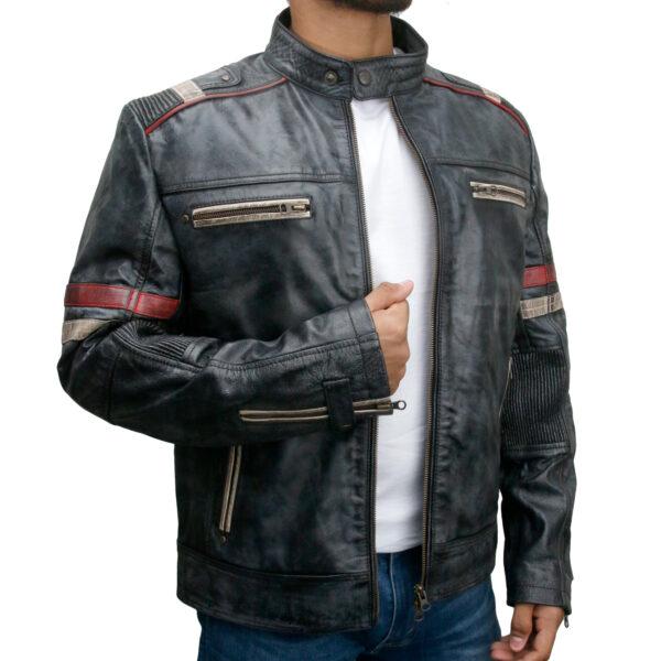 Retro-Style-Cafe-Racer-Moto-Biker-Distressed-Leather-Jacket
