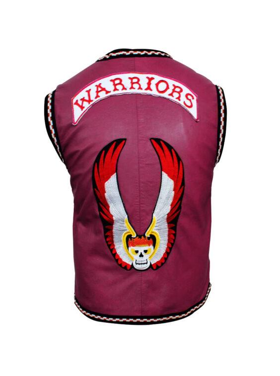 warior-maroon