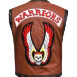 The Warriors Vest in Faux Leather – Halloween Costume