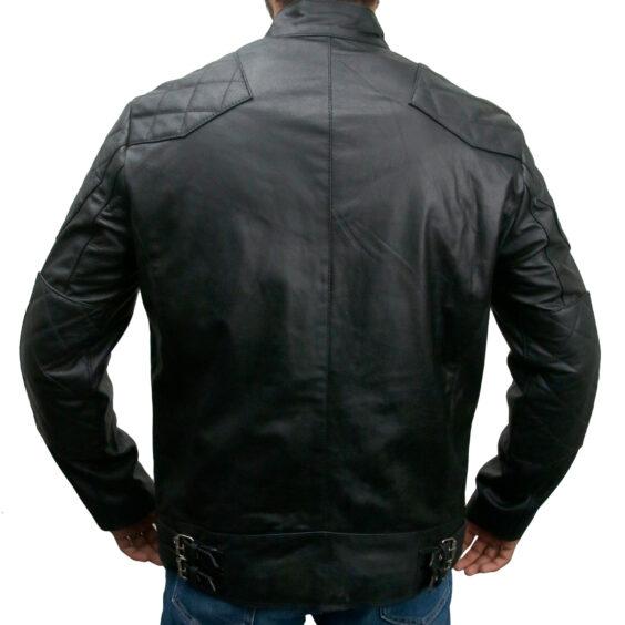 David-Beckham-Biker-Style-Leather-Jacket