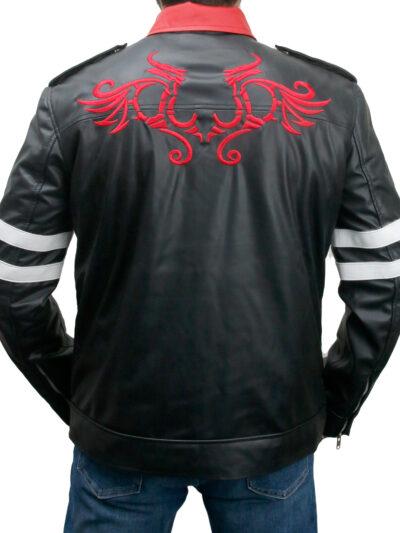 Prototype Alex Mercer Jacket in leather