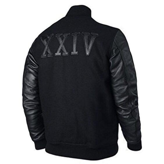 Battle-Leather-Sleeves-Jacket-Back