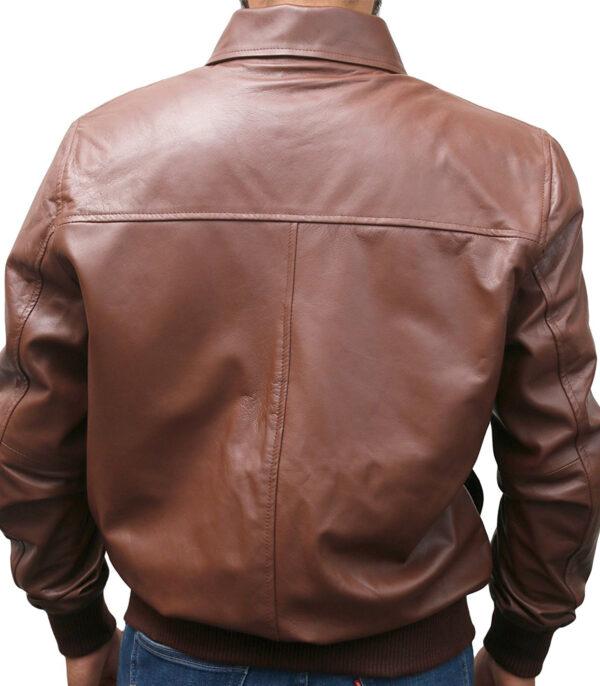a2 flight jacket