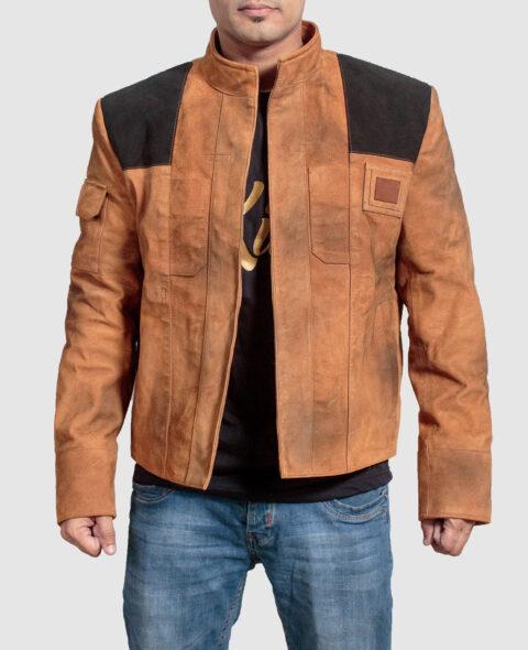alden ehrenreich han solo jacket