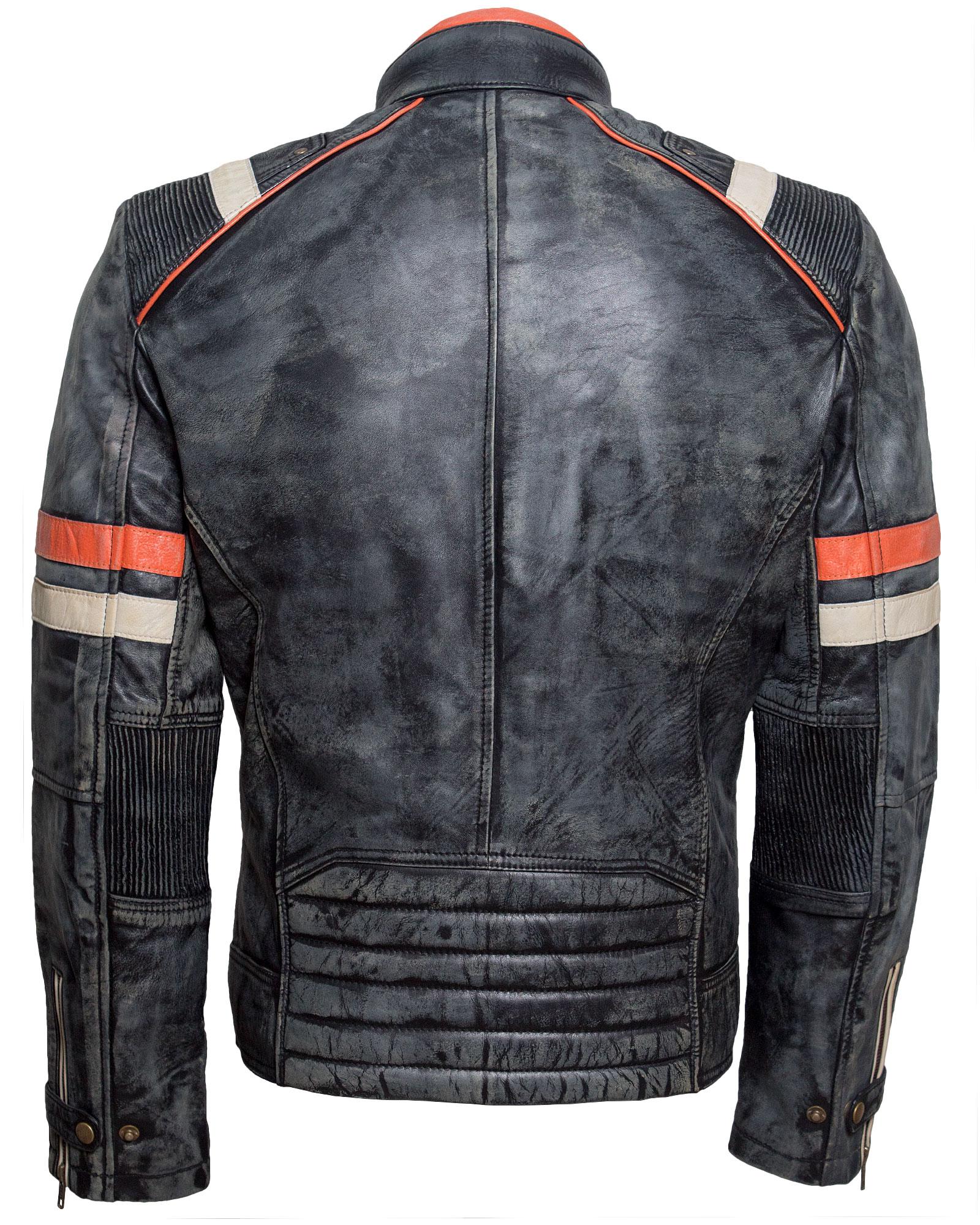 Retro 2 Cafe Racer Jacket