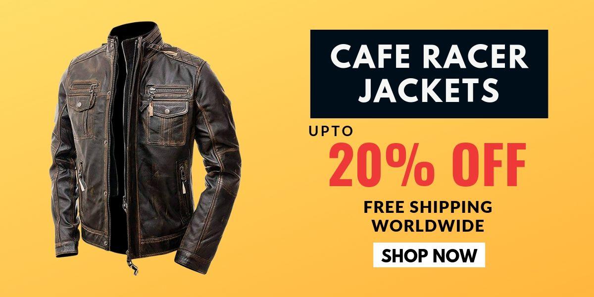 cafe racer xtreme jackets