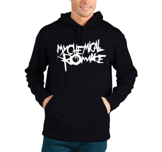 My Chemical Romance Rock Band Hoodie